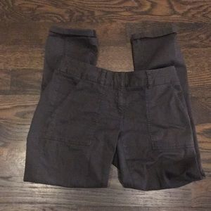 LOFT Gray pants with stretch